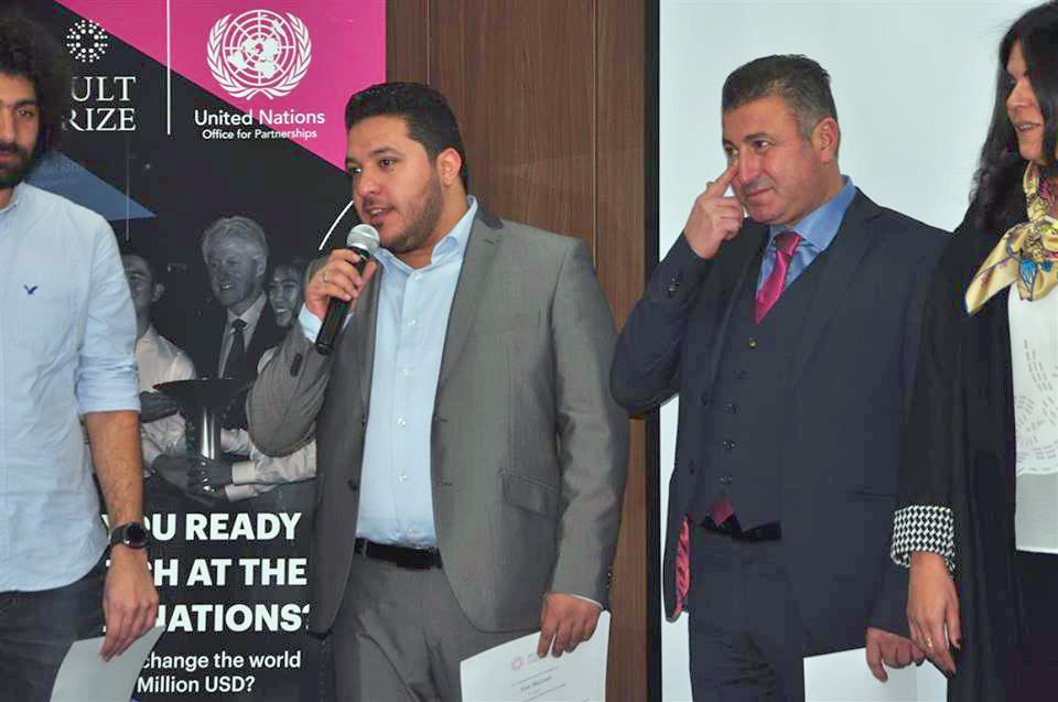 جامعة رفيق الحريري RHU تستقبل وكالة المجذوب MRT و مصرف لبنان المركزي و BLOM Bank